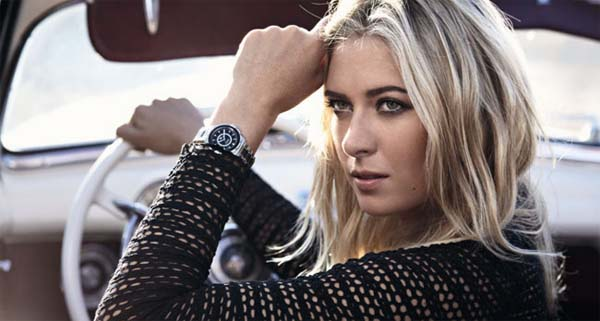 Maria Sharapova discusses her fashion style with Vogue Australia