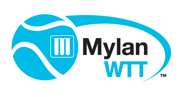 Mylan WTT Logo - 2013