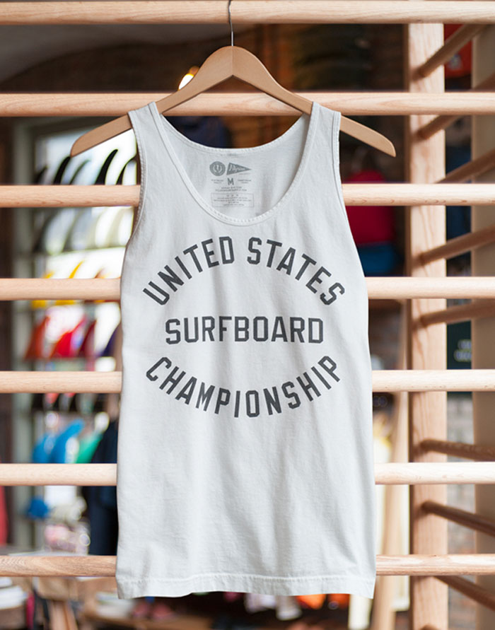 No Mas NYC - U.S. Open of Surfing - Tank Top