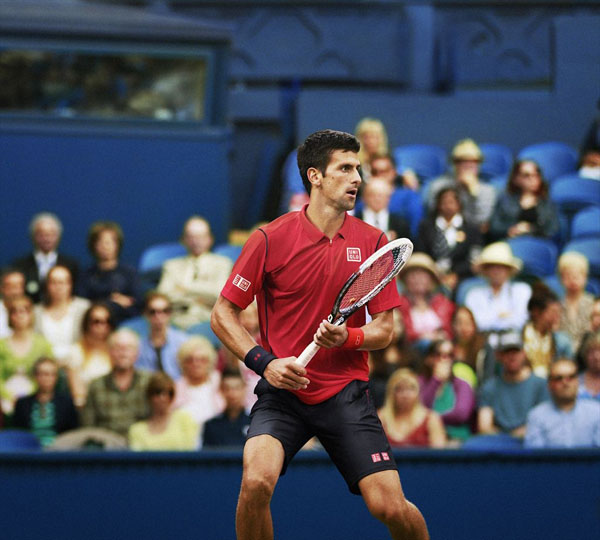 Uniqlo releases Novak Djokovic 2013 U.S. Open kit